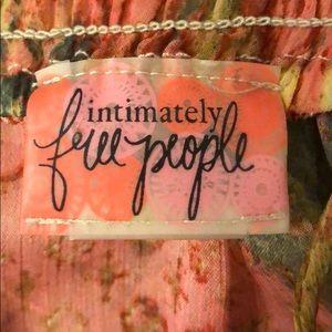 Free People intimates